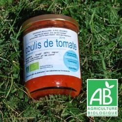 Coulis de tomate 370g